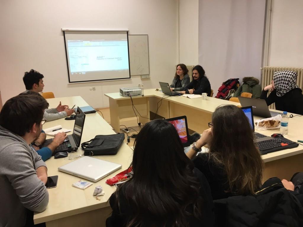 İstanbul Teknik Üniversitesinde Eğitim