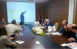 Azerbeycan'da Hakediş Kurumsal ve Birim Fiyat Otomasyonu Sunumu