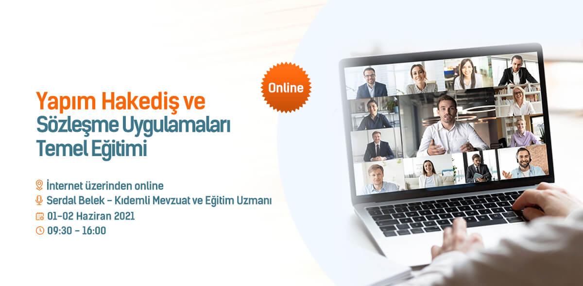 Yapım Hakediş ve Sözleşme Uygulamaları Temel Eğitimi - Serdal BELEK - AMP Akademi